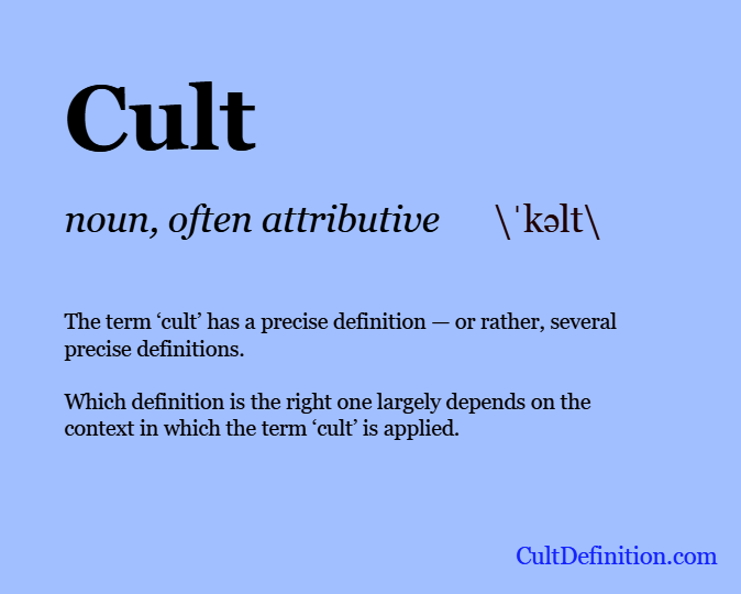 essays on cults Cults, more appropriately called new religious movements in sociology, have emerged since the 1950s in the united states (and elsewhere) and have gathereread more here.